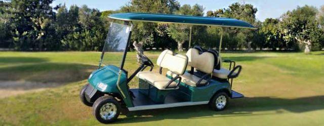 Voiturette de golf prix