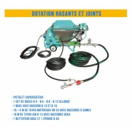 dotation dotation rasants et joints pompe a vis  small 50 imer