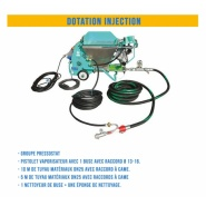 dotation injection pompe a vis  small 50 imer